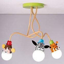 Lámparas de techo infantiles