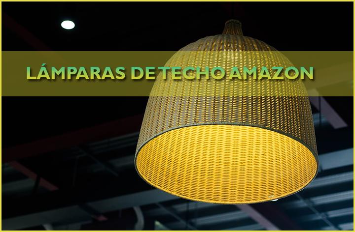 Lámparas de techo Amazon